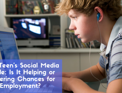 Your Teen's Social Media Profile: Is It Helping or Hindering Chances for Employment?